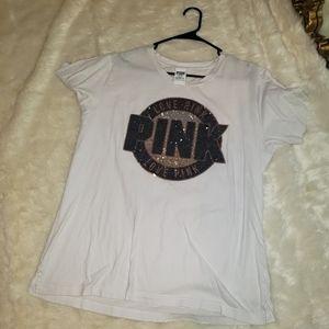 PINK bling Tshirt